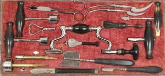 strumenti antico dentista